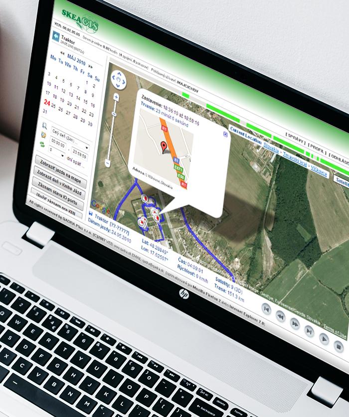 GPS Záznamy | Skeagis
