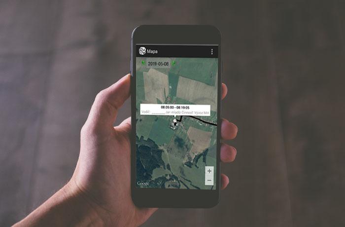 GPS v Mobile | SKEAGIS s.r.o.